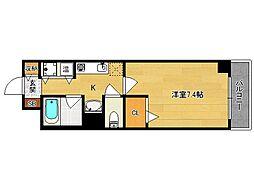 AKATSUKI II(アカツキII)[602号室]の間取り