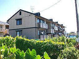 ハイツ花菱II[2階]の外観