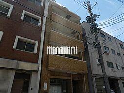 サンマンション鶴舞302号室[3階]の外観