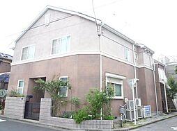 埼玉県川口市中青木1丁目の賃貸アパートの外観