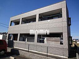 エマーブル弐番館[2階]の外観