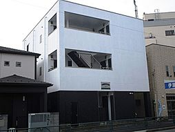 東京都国分寺市内藤の賃貸マンションの外観