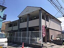 大阪府和泉市府中町6の賃貸アパートの外観
