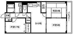 エミネンス湘南VI[4階]の間取り
