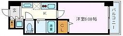 CHEZ・MOI・HIROSE[907号室号室]の間取り