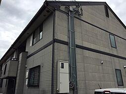 大阪府東大阪市東鴻池町4丁目の賃貸アパートの外観