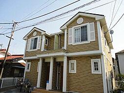 [テラスハウス] 東京都八王子市泉町 の賃貸【/】の外観