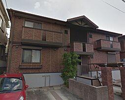 コンクオーレ香ケ丘A棟[1階]の外観