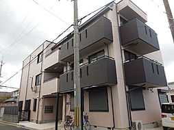 兵庫県尼崎市大庄西町1丁目の賃貸マンションの外観