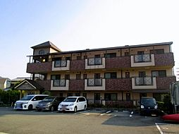 兵庫県川西市萩原2丁目の賃貸マンションの外観