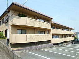 静岡県磐田市水堀の賃貸マンションの外観