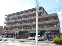 サン・クレストマンション[5階]の外観
