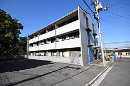 大阪府藤井寺市沢田4丁目の賃貸マンションの外観