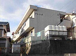 ラビットハウスフレンズ[1階]の外観