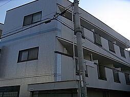 アンフィニィ富田[2階]の外観