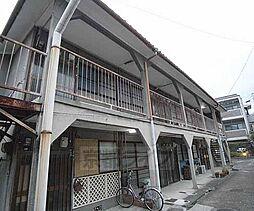 京都府京都市伏見区深草大亀谷内膳町の賃貸アパートの外観