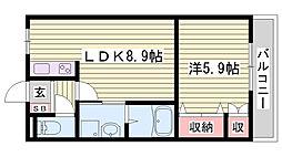 別府駅 5.0万円
