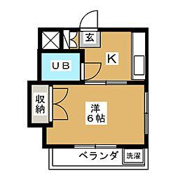 早稲田駅 5.9万円