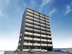 広島県広島市中区江波南2丁目の賃貸マンションの外観
