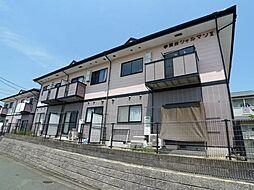 福岡県北九州市八幡西区浅川学園台4丁目の賃貸アパートの外観