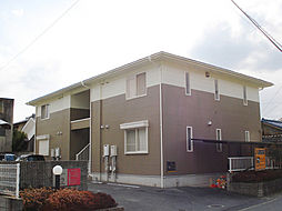 バローレ御立B棟[1階]の外観
