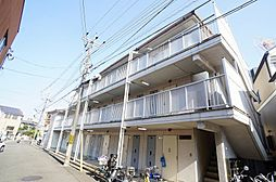 福井マンション[302号室]の外観