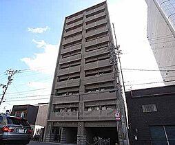 京都府京都市下京区東塩小路町の賃貸マンションの外観