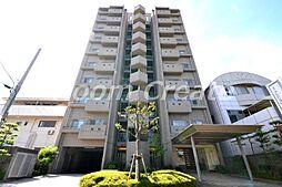 徳島県徳島市下助任町3丁目の賃貸マンションの外観