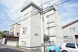 パルハイム栄通[203号室]の外観