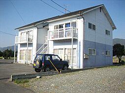 佐賀県佐賀市久保泉町大字上和泉の賃貸アパートの外観