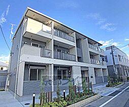 JR東海道・山陽本線 長岡京駅 徒歩6分の賃貸アパート