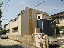 クレフラスト箱崎東II[2階]の外観
