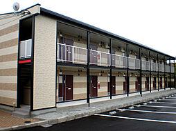 奈良県北葛城郡河合町大字穴闇の賃貸アパートの外観