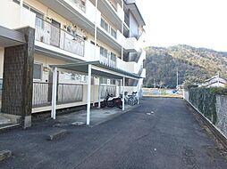 岩崎サンコーポ[4階]の外観