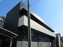 クレストヴィラ[2階]の外観