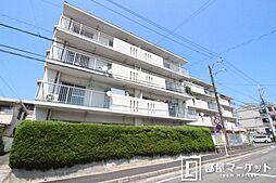 愛知県豊田市美里4丁目の賃貸マンションの外観