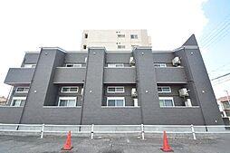 愛知県名古屋市中村区本陣通5丁目の賃貸アパートの外観