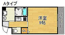 グッドライフTAMADE[1階]の間取り
