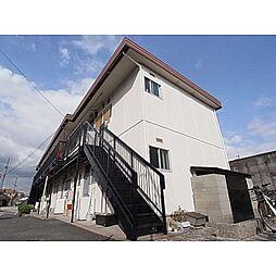 奈良県香芝市穴虫の賃貸アパートの外観