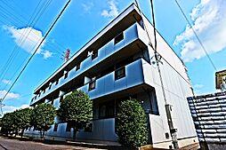 M.Sマンション[3階]の外観
