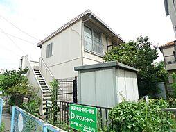 ハイツミヤタ[1階]の外観