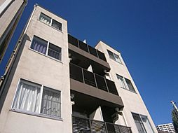b´CASA  Moderna[3階]の外観