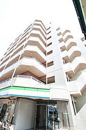 愛知県名古屋市瑞穂区苗代町の賃貸マンションの外観