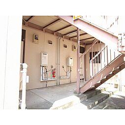 奈良県北葛城郡広陵町馬見北の賃貸アパートの外観