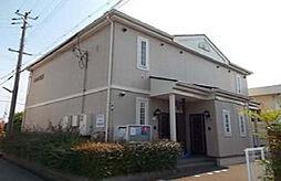 兵庫県神戸市西区上新地1丁目の賃貸アパートの外観