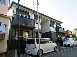 大阪府東大阪市柏田東町の賃貸アパートの外観