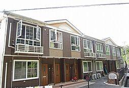 グランソレイユB[1階]の外観