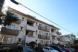 愛知県名古屋市名東区猪高台2の賃貸マンションの外観