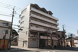 神奈川県横浜市中区本牧間門の賃貸マンションの外観