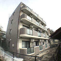 宮城県仙台市青葉区角五郎2丁目の賃貸マンションの外観